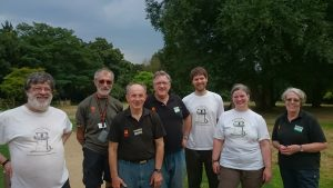 Quarry Bank Mill Survey 2016 volunteers