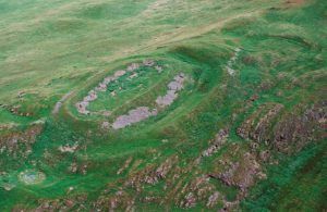 Barry Hill fort