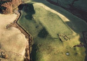 Roman fort of Dublin