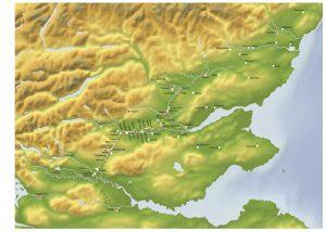 Roman Gask Area